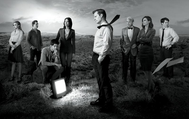 The Newsroom (2012–2014)