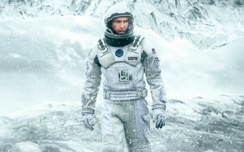 Christopher Nolan: Interstellar (2014)