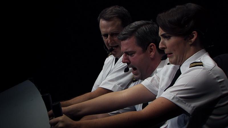 Robert Berger, Patrick Daniels, Karlyn Michelson: Charlie Victor Romeo (2013)