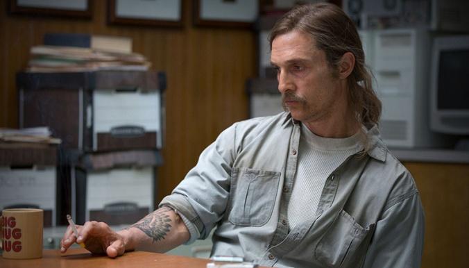Matthew McConaughey True Detectivessä (2014-)
