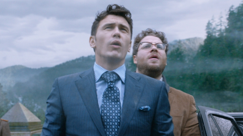 Evan Goldberg, Seth Rogen: The Interview (2014)