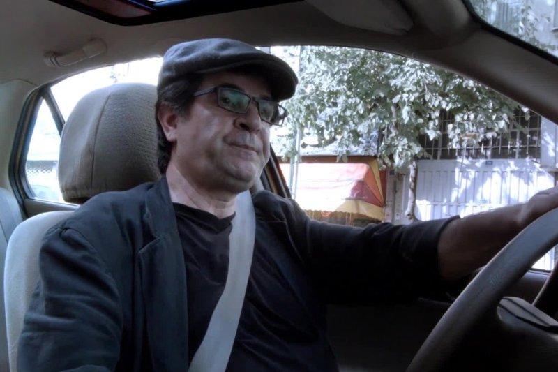 Jafar Panahi: Taxi (2015)